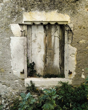 portes et fenêtres de Mirmande