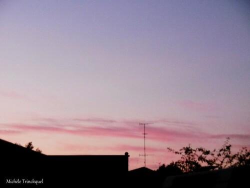 Le ciel au matin du 16 juillet...