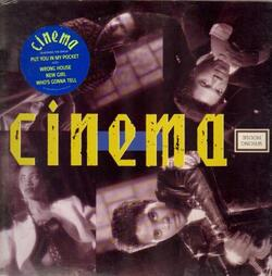 Cinema - Wrong House - Complete LP