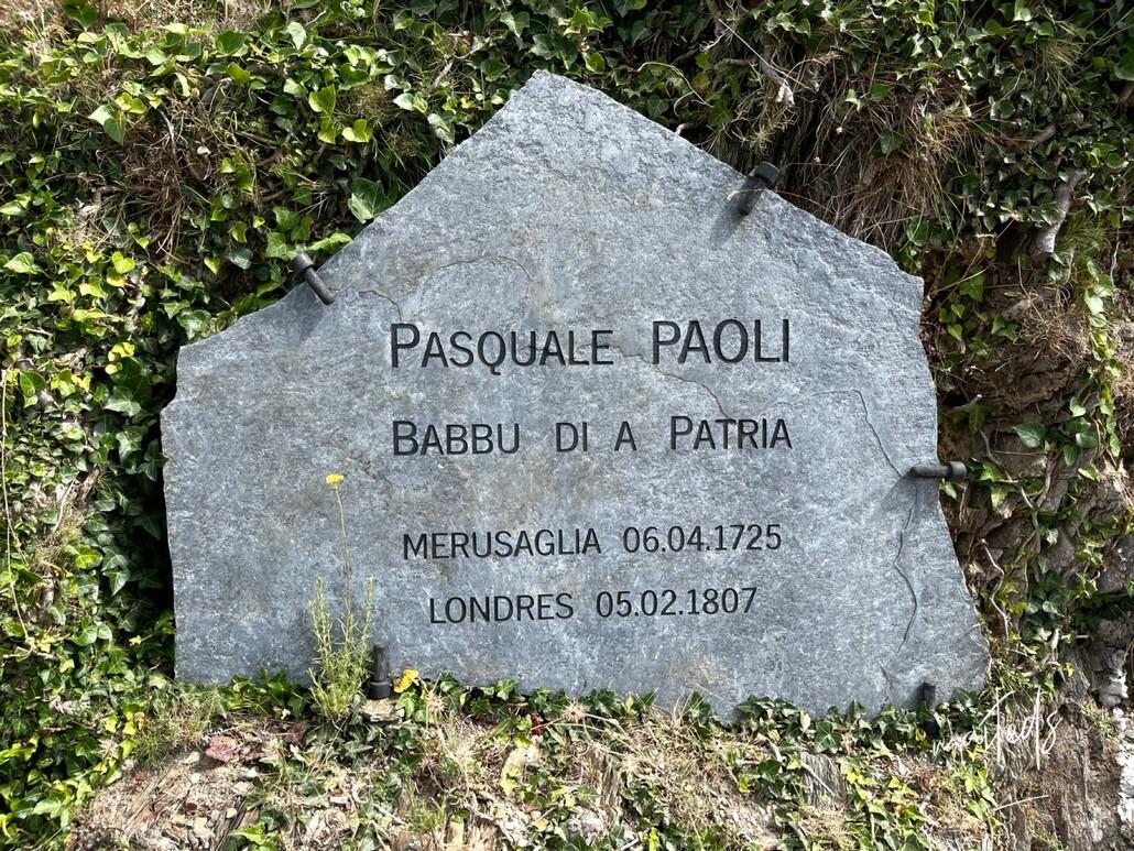 Pascal Paoli - Morosaglia