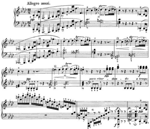APPASSIONATA Sonate n°23 Opus 57