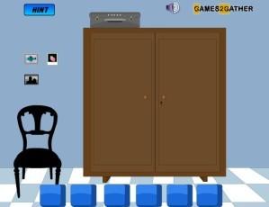 Gathe escape wardrobe
