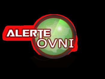 Alerte Ovni  Logo 2k12