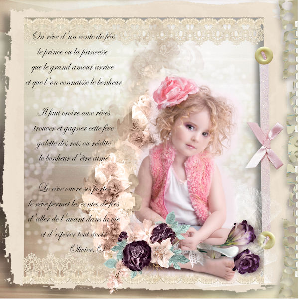Fairy shabby Love by Kittyscrap