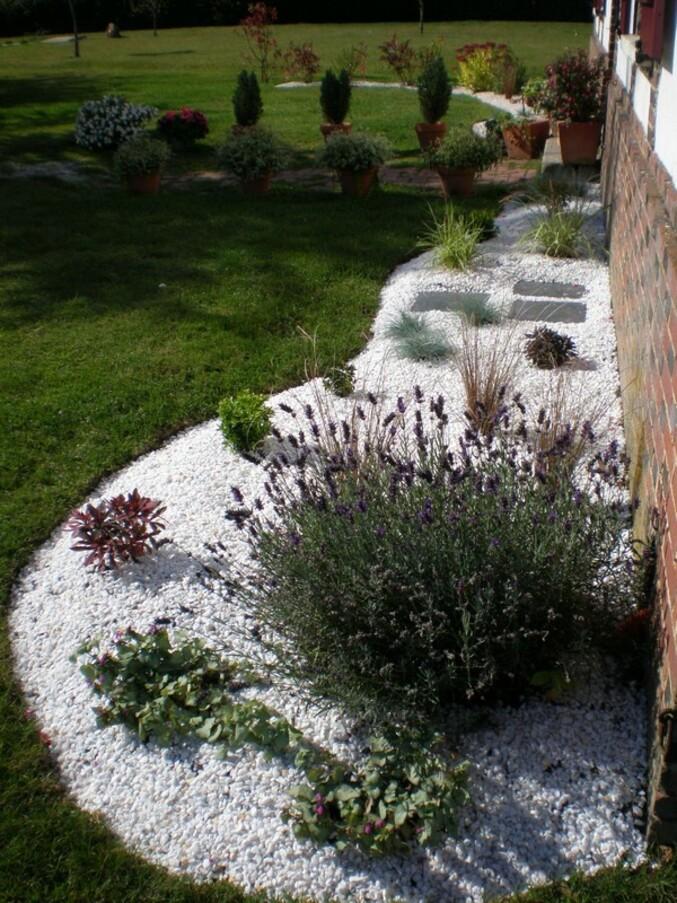 Un beau jardin !