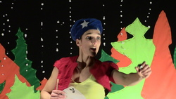 Spectacle de Noël CONTE & CIRQUE: Vidéo et photos