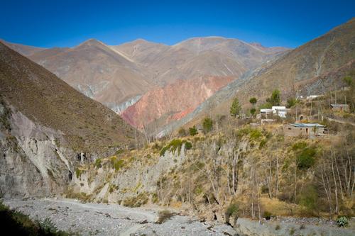 San Isidro : le bout du bout du monde