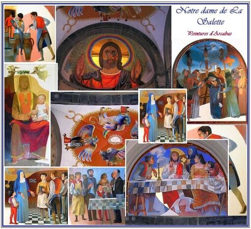 L'église St Hugues en Chartreuse