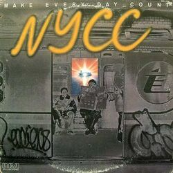 New York Community Choir - Make Every Day Count - Complete LP