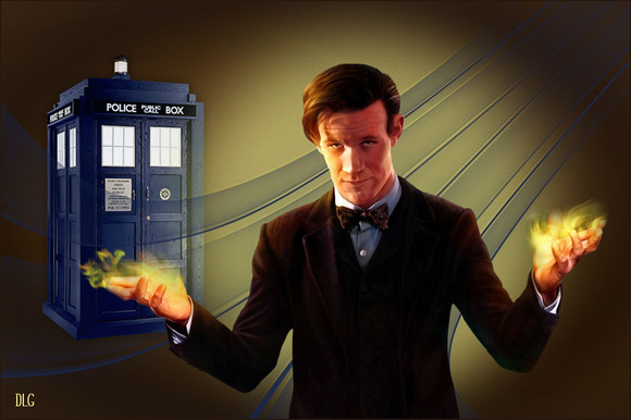 Doctor Who matt Eleven