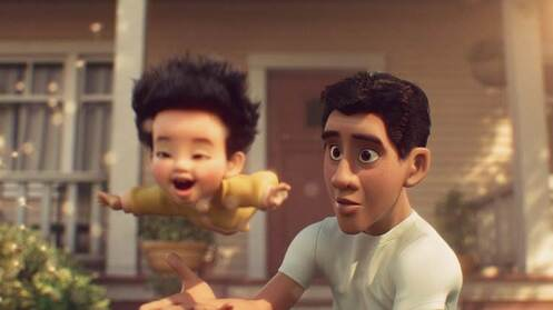 What We Learned From A Panel With Pixar's SparkShort Directors -  LaughingPlace.com