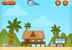 Jouer à Ekey Island escape