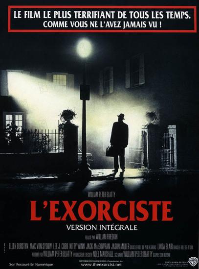 """""""L'Exorciste"""" n'est pas une fiction: les confidences terrifiantes du réalisateur"""