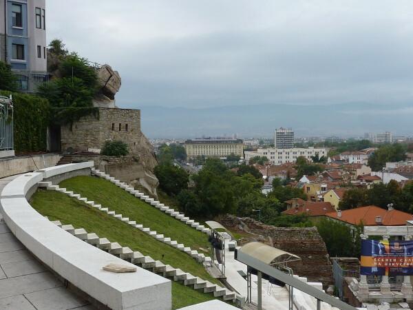 Jour 9 - Plovdiv - Le théâtre 2
