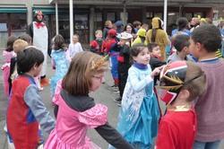 Retour en images - Chasse aux œufs - Carnaval 2016