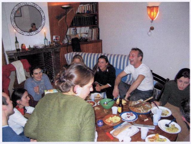 Petite soirée entre amis (2003-2004)