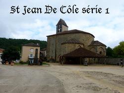 St Jean de côle -  Dodogne (24 )