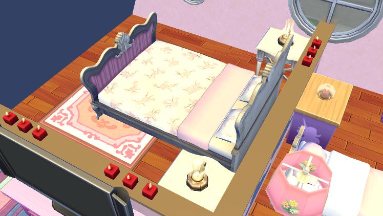 Sims 4 La maison Fantasia, la maison dans un arbre