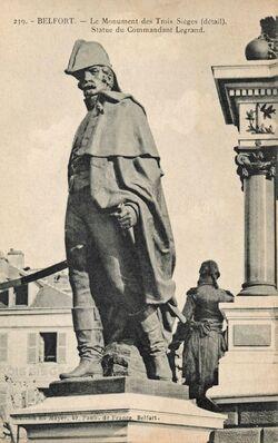 Commandant  Legrand Jean