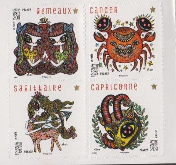 Carnet Féérie astrologique -  2014
