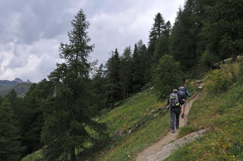 Randonnée en Italie : le refuge Ferraro (2)