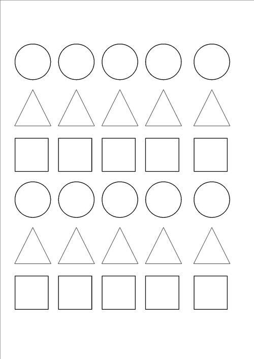 Collections de 1 à 3 avec identification du nombre