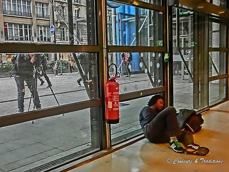 Intérieur Beaubourg