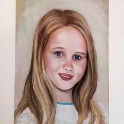 Petite fille Sylvie Marin-Durand