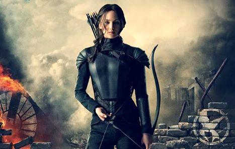 Photo: Pour le premier week-end, Hunger Games  a gagné 123 millions de dollars de recette. En france entre mercredi et dimanche, il y a 1 360 380 (et je suis dedans :) ) d'entrée ! Classe ou pas ? #L