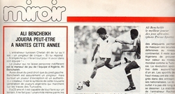 BENCHEIKH ALI au FC Nantes