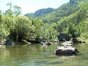 rivière dourbie