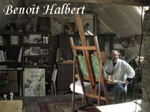 Peintures de : Benoît HALBERT