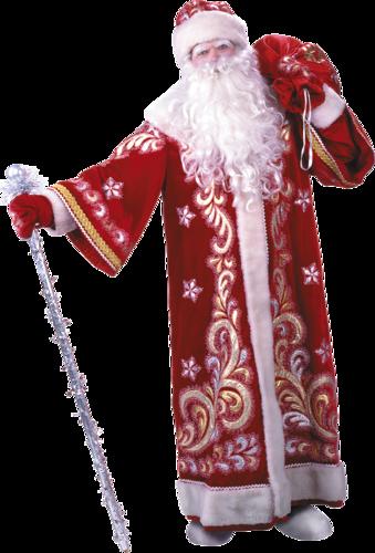 Tubes pères Noël 1