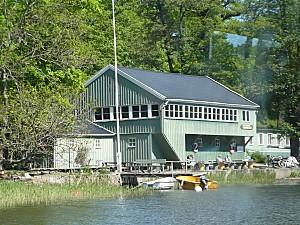 Bassin de Djurgärdsbrunnsviken :