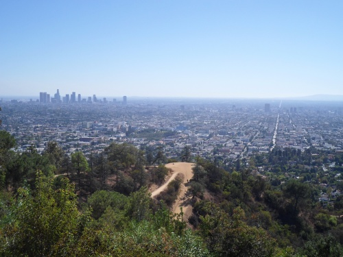 Suite de la route et visite de Los Angeles