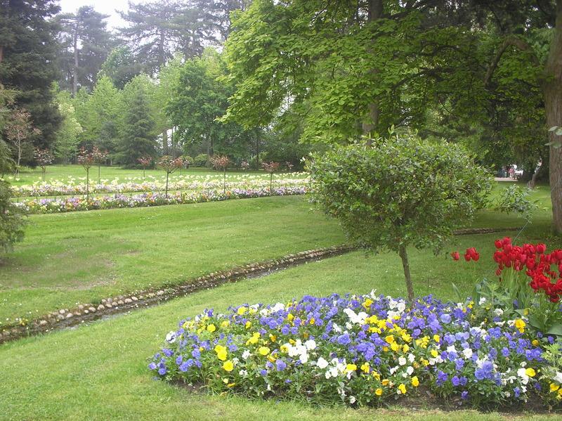 Au Jardin Massey