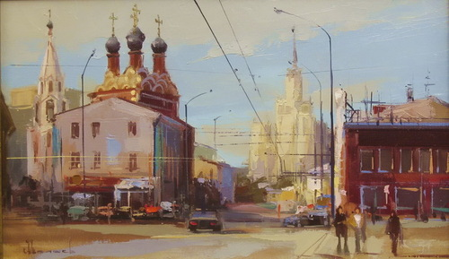 Alexey Shalaev