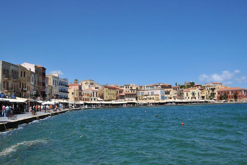 Hania, le port