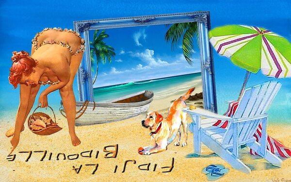 Ma Bannière Pour Fidji ♥