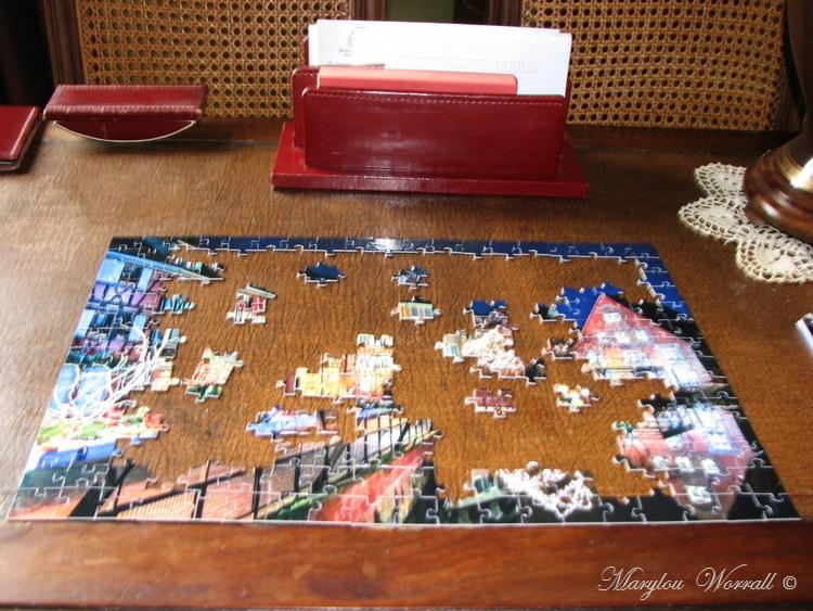 Un nouveau puzzle