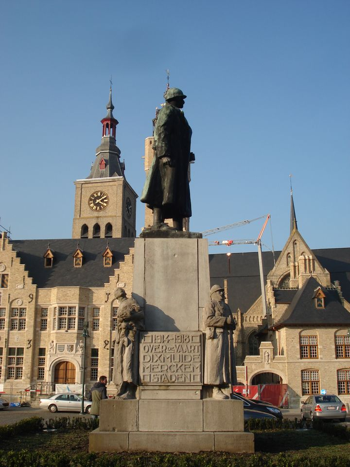 Aperçu de Dixmude Belgique.
