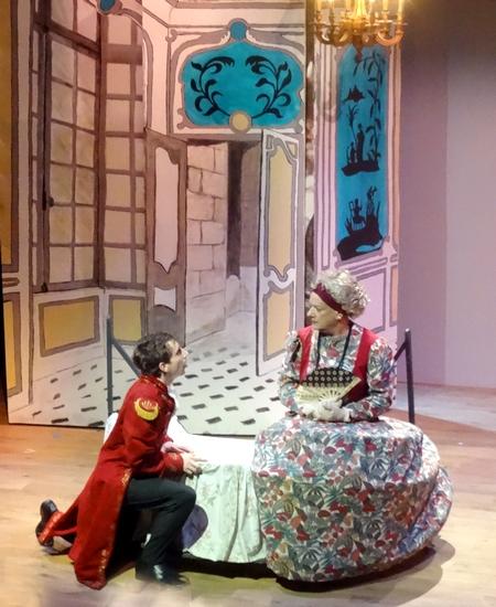 Le Revizor d'après Nicolas Gogol, un truculent spectacle de la Compagnie des Gens
