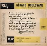 Gérard  Doulssane  :   Les  années   Barclay
