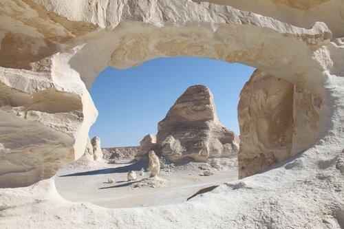 L'incroyable  désert blanc