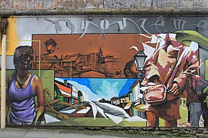 fresque Angoulême 4