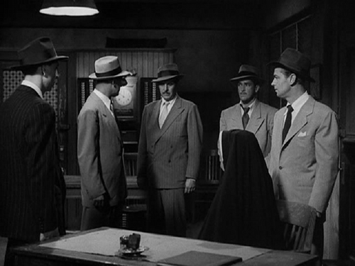 Echec au Hold-up, Appointment with danger, Lewis Allen, 1950