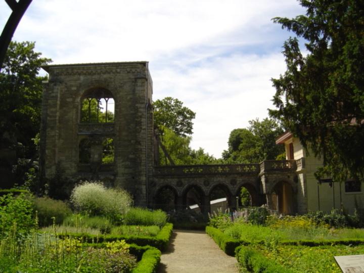 abbaye de st maur