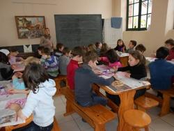 CE1 CE2 Ecole La Tour Nivelle: il y a 100 ans