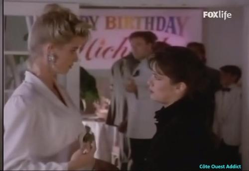 L'anniversaire de Michael.