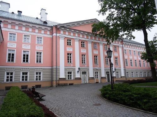 Tartu en Estonie: le parc Toomemägi (photos)